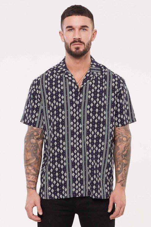 Bora Midnight Resort Shirt