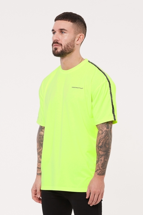 Future Oversized Neon T-shirt