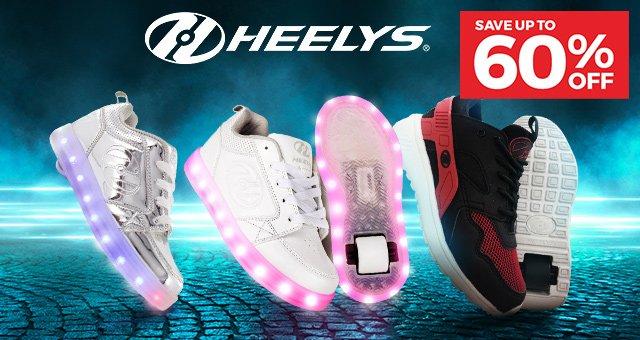 nz: Heelys Kids' Shoes - HUGE