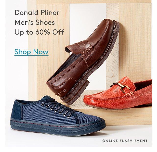 Donald Pilner | Men's Shoes | Up to 60% Off | Shop Now | Online Flash Event