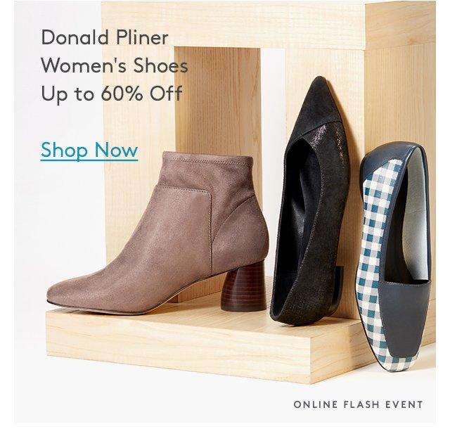 Donald Pilner | Women's Shoes | Up to 60% Off | Shop Now | Online Flash Event