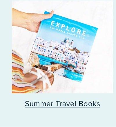 Summer Travel Books
