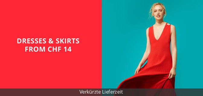 Dresses & Skirts from CHF 14
