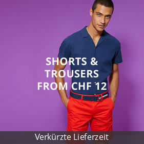 Shorts & Trousers from CHF 12