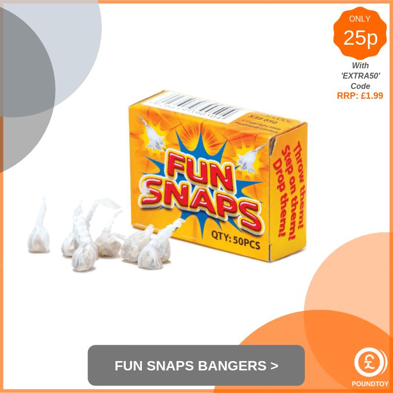 Fun Snaps Throw Bangers