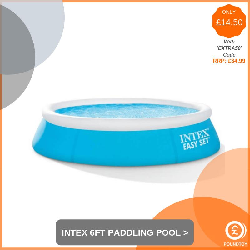 Itex Easy Set Paddling Pool