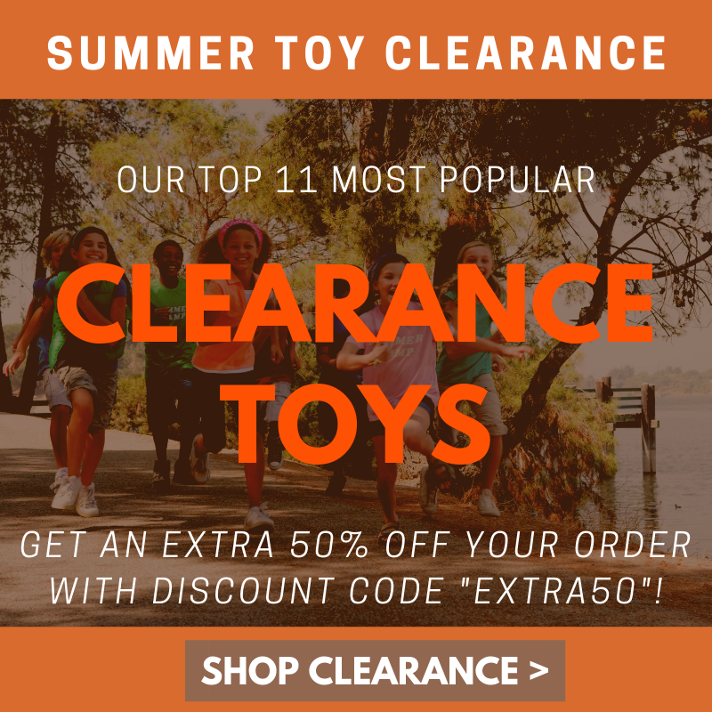 Most Popular Clearance Toys
