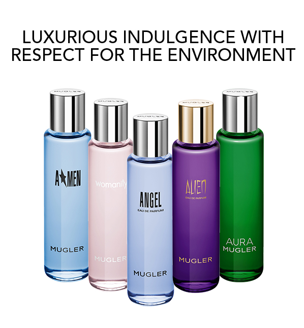 LUXURIOUS INDULGENCE WITH RESPECT FOR THE ENVIRONMENT