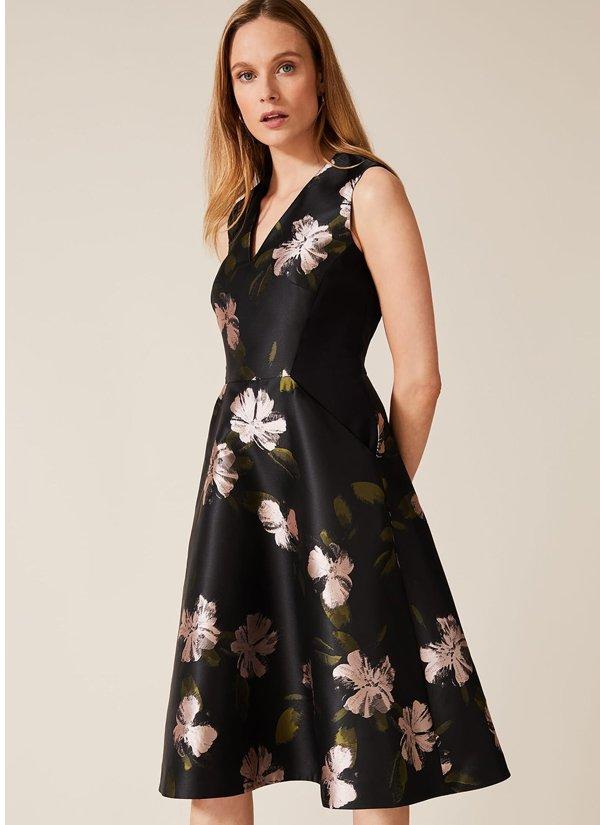 Sandy Floral Dress