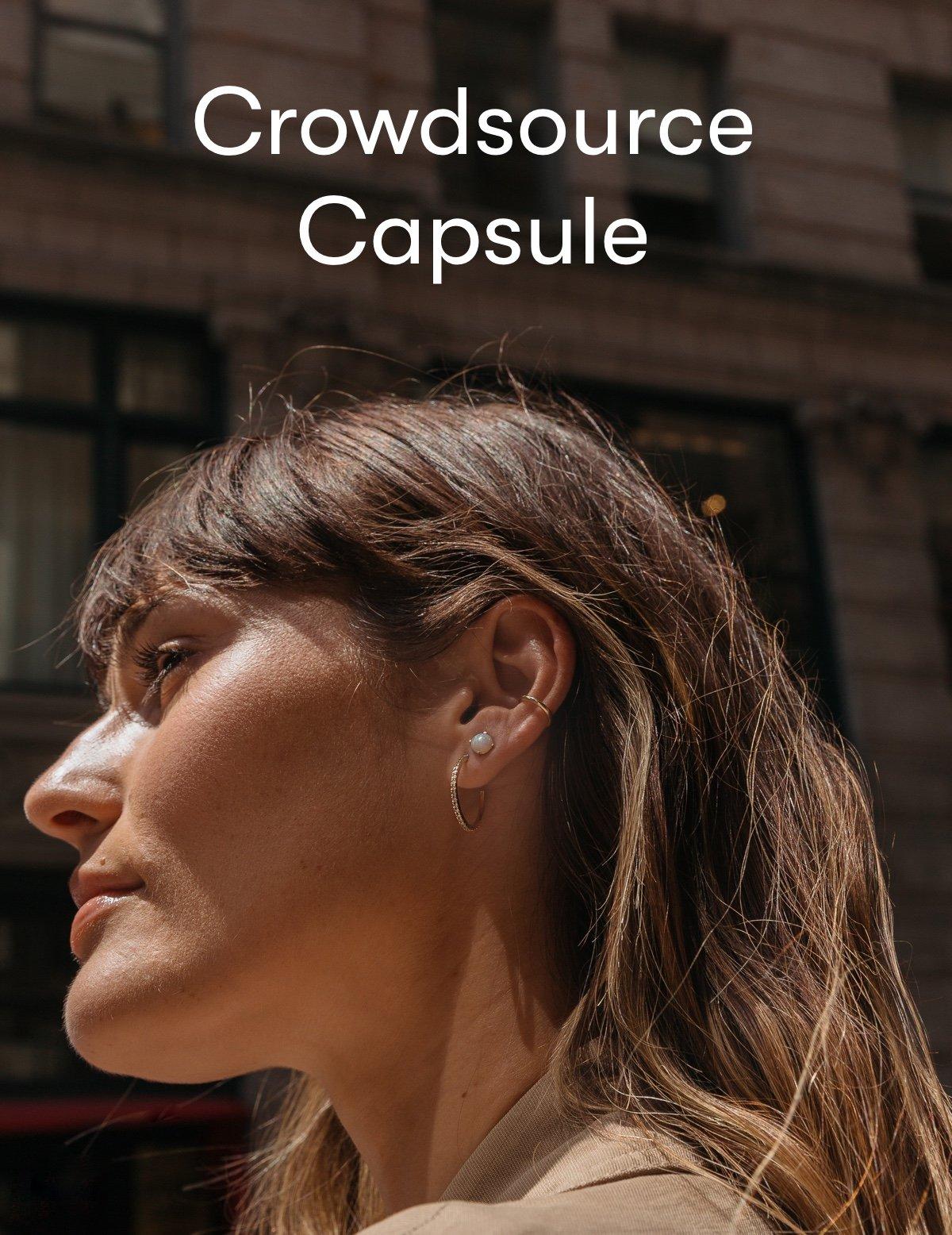 crowdsource capsule