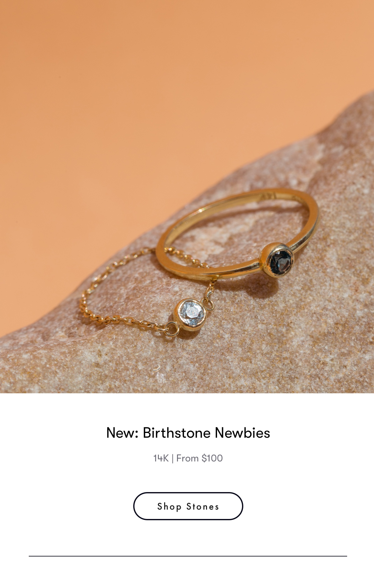 birthstone newbies