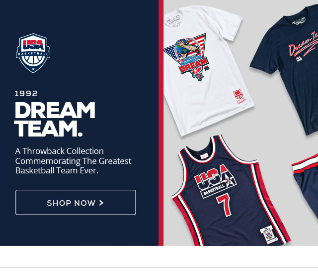 best service e69d6 6a2b2 The NBA Store: JUST IN - Dream Team Throwback Collection ...