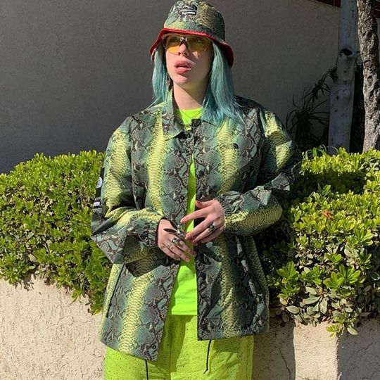 Billie Eilish Laughs at These 7 Style