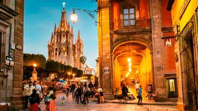 Guanajuato y San Miguel de Allende