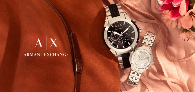 Armani Exchange - Watches