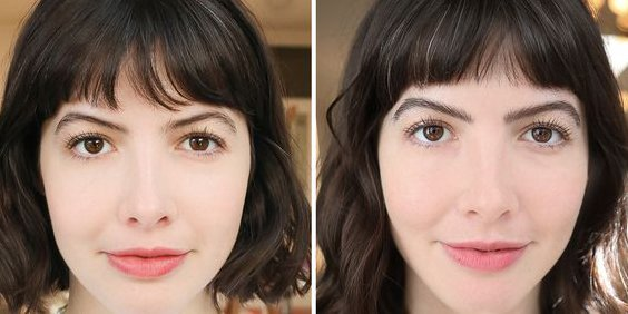 The Queen of Microfeathering Transformed My Sparse Brows⁠—See the Before & After