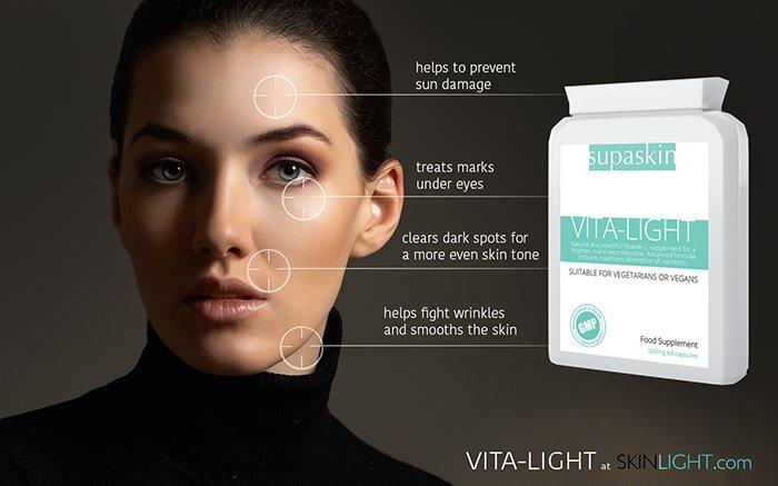 Skinlight Best Supplements To Remove Dark Spots Uneven Skin Milled