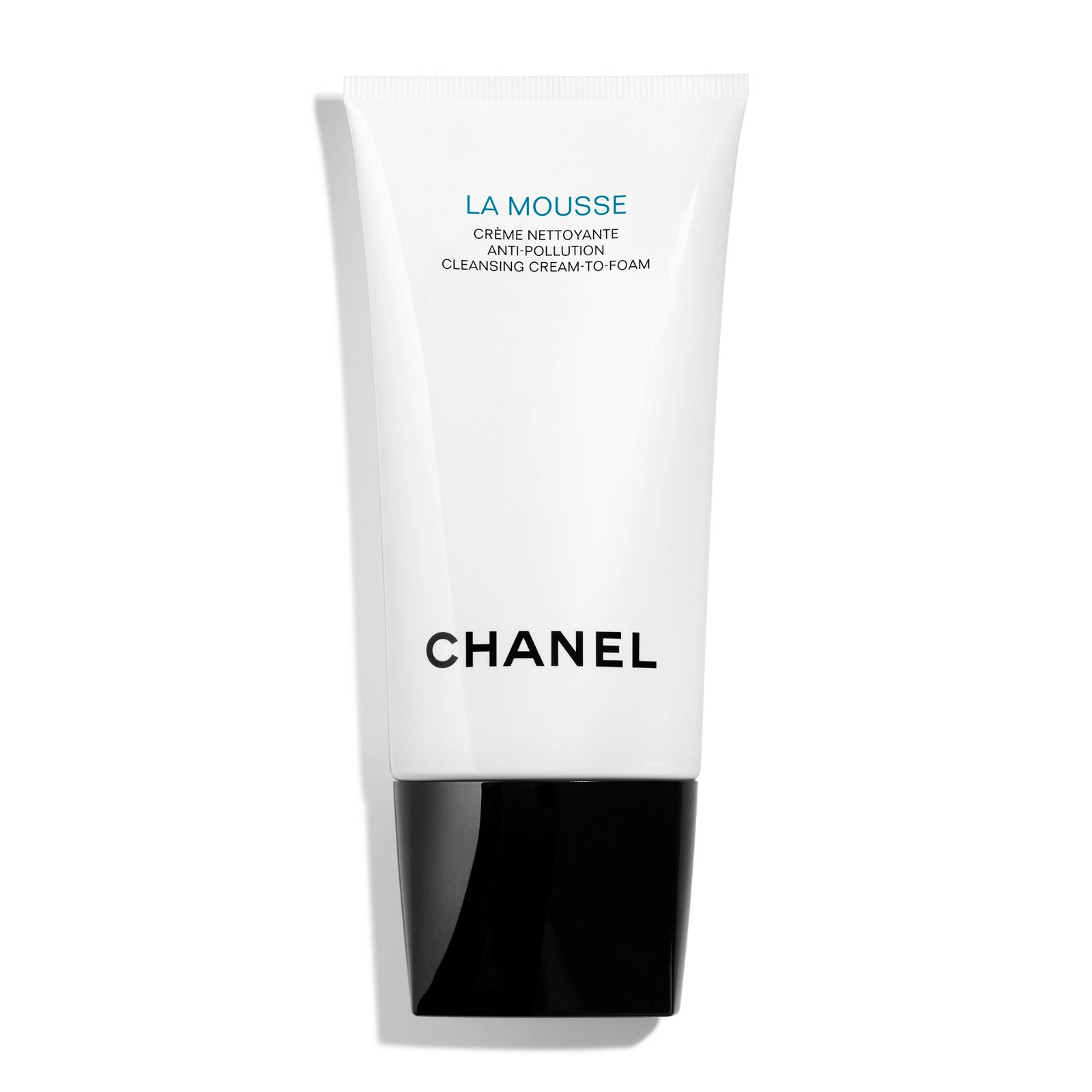 la mousse anti-pollution cleansing cream-to-foam