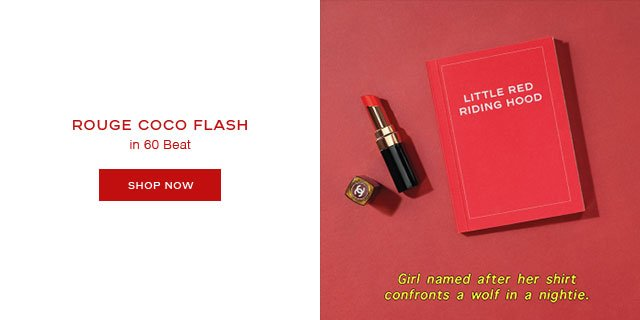 ROUGE COCO FLASH in 60 Beat