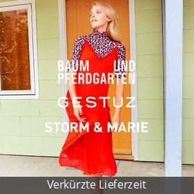 Baum und Pferdgarten, Gestuz, Storm & Marie