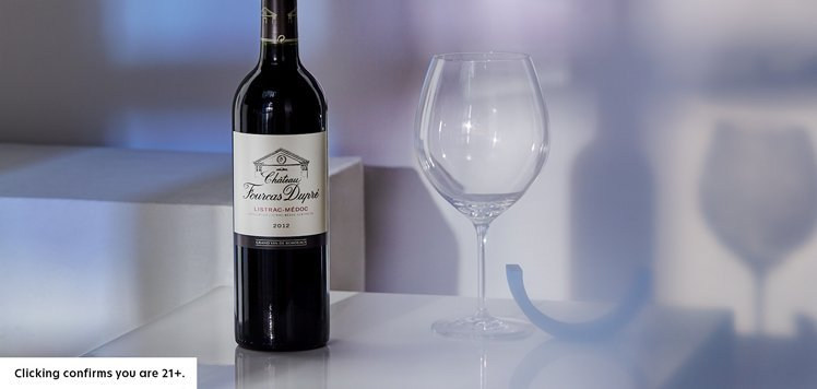91-Point Bordeaux Red Blend From France