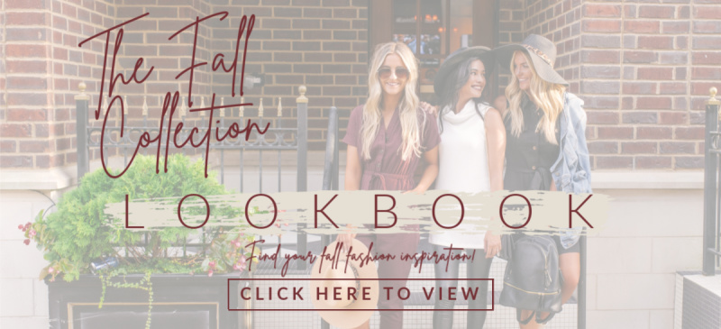 Fall Collection Lookbook!