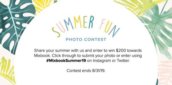 Summer Fun - Photo Contest - Enter Now