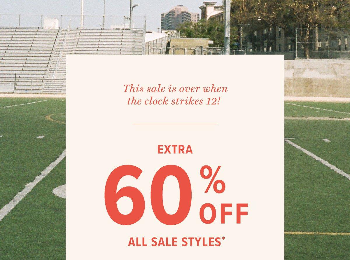 60% Off*
