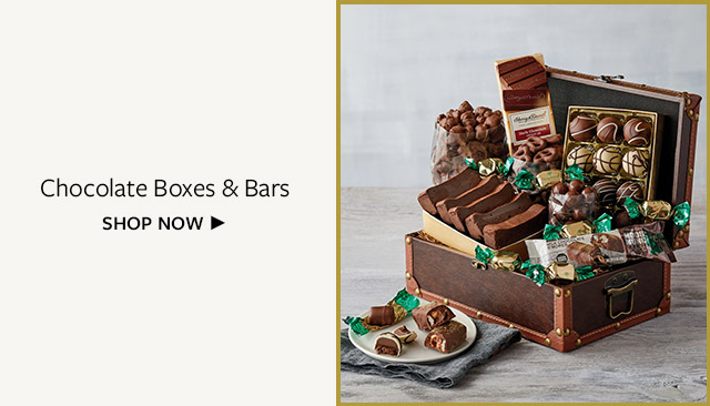 Chocolate Boxes & Bars