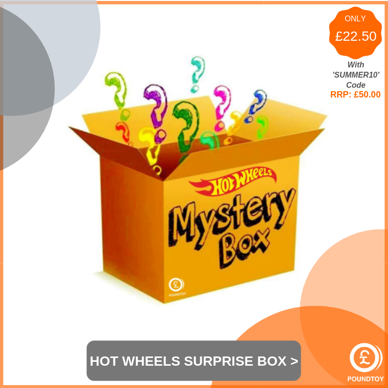 Hot Wheels Surprise Box