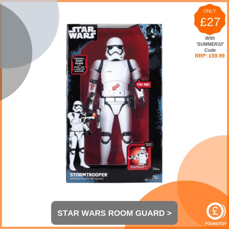 Star Wars Room Guard