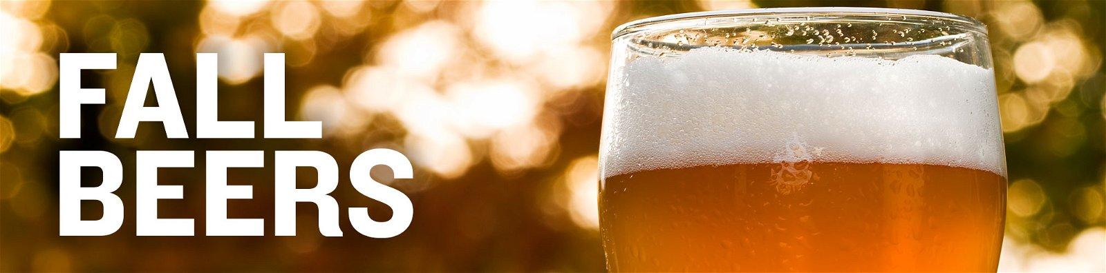 Fall Beer Recipe Kits