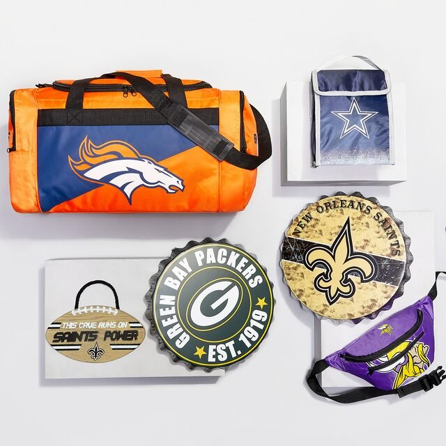 Score These: NFL Signs, Insulated Bags & More
