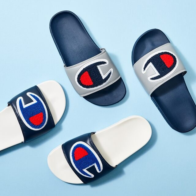 End of Summer: Kids' Sandals ft. Champion