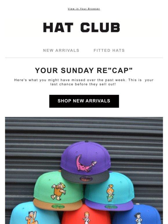 Hat Club: Sunday Re