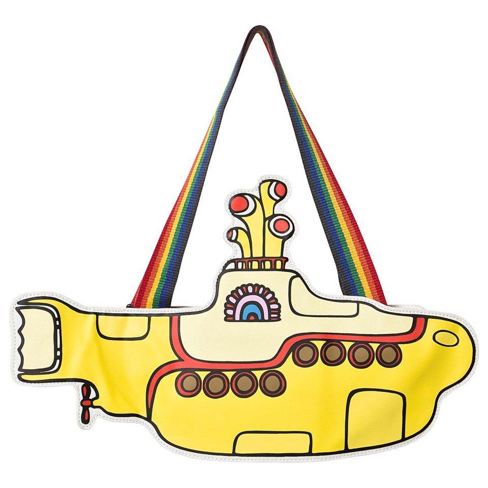 Stella McCartney Kids Yellow Submarine Bag