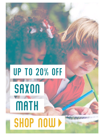 Up to 20% off Saxon