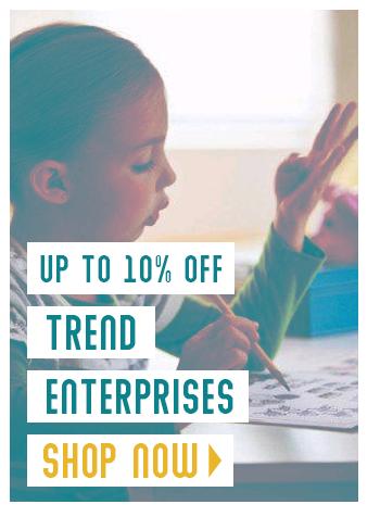 Up to 10% off Trend Enterprises Inc