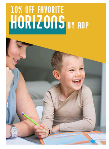 10% off Horizons by AOP