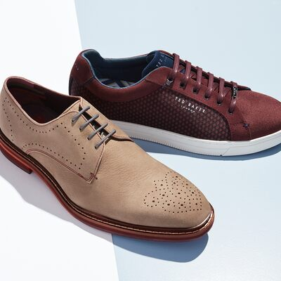 Ted Baker London Men's Shoes Up to 50% Off