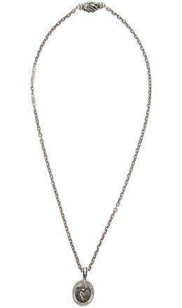 Martyre - Silver Small Sinner Necklace