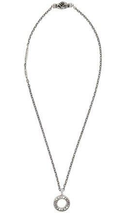 Martyre - Silver 'Martyre' Necklace