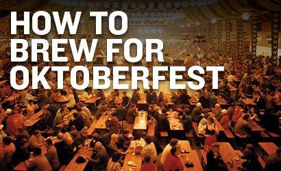 How to Brew for Oktoberfest