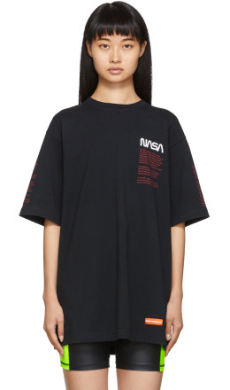 Heron Preston - Black Facts T-Shirt