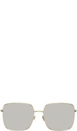 Dior - Gold DiorStellaire1 Sunglasses