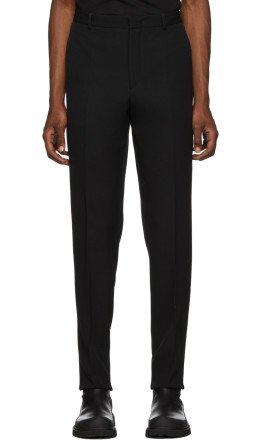 Jil Sander - Black Thynne Straight Trousers