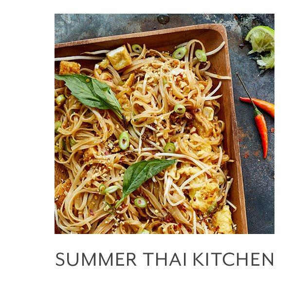 Class: Summer Thai Kitchen