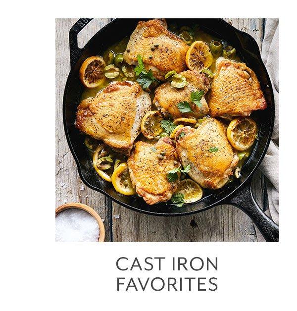 Class: Cast Iron Favorites