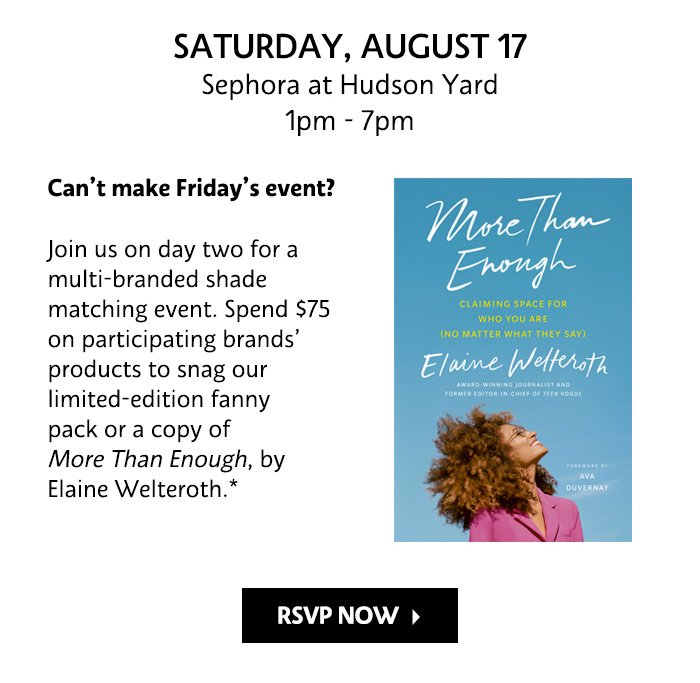 Join Us for a matching event