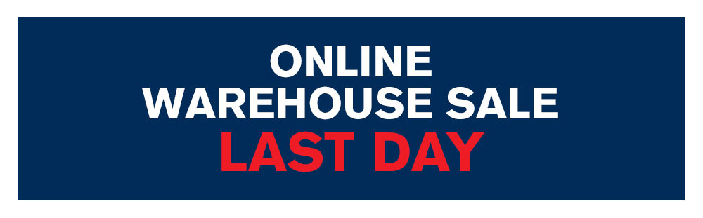 Online Warehouse Sale Last Day